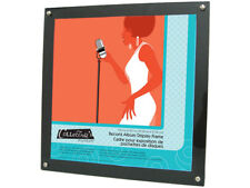 MCS Deluxe Onyx Record Album Frame (Same Shipping Any Qty)