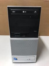 Asus V3-P5G45 Mini Tower PC Intel Core 2 Quad Q9550 @2.83Ghz 8GB 160GB N9400GT