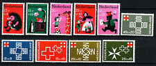 Nederland  889 - 898 postfris