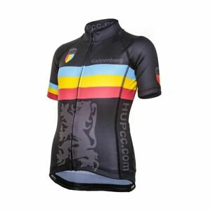HUP Koppenberg Kids Short Sleeved Cycling Jersey (6 Junior sizes) for children