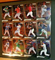 2020 Prizm Baseball Veteran Base Cards 1-250 (You Pick Your Card) Trout Tatis BW