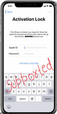 Apple iCloud / Activation bypass / unlock / Removal service -For iphone / ipad