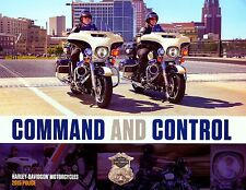 2015 HARLEY-DAVIDSON POLICE MOTORCYCLE BROCHURE -FLHP-FLHTP-XL883L-FIRE & RESCUE