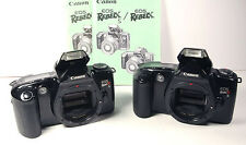 CANON EOS REBEL Xs body with manual for X G 2000 G II Ti T2 K2 etc