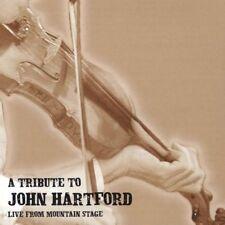 FREE US SHIP. on ANY 3+ CDs! USED,MINT CD John Hartford: Tribute to John Hartfor