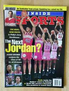 MICHAEL JORDAN INSIDE SPORTS The Next Jordan? October 1995 Jerry Stackhouse