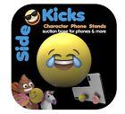 Tzumi Ijoy Side Kicks Laughing Emoji  Phone Stand Great Stocking Stuffer