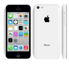 APPLE IPHONE 5 C 16 GB BLANCO PUEDE B + ACCESORIOS + GARANTÍA - REACONDICIONADOS