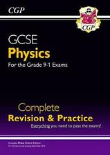 New Grade 9-1 GCSE Physics Complete Revision & Practice with Online Edition by C