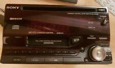 Toyota MR2 MK3 CD player car stereo, Sony WX-C570R CD Tape Cassette player radio