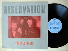 """Terry & Gerry Reservation A1 B1 UK 12"""" In Tape ITTI 027 1985 EX/NM"""