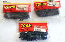 Zoom Soft Plastics - 3 packs Lot - Gobys,  Lizzards,  29 Qty Plastic Worms