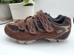Body Geometry Road Cycling Shoes Euro 37  Us 7 Brown Perfect