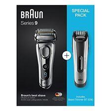 Braun Series 9-9260s wet & dry Rasierapparat Rasierer + Barttrimmer BT 5090