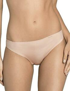Triumph Just Body Make-Up Tai Brief Knickers Nude Beige Panties Lingerie XL NWT