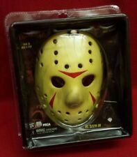 NECA Jason Friday The 13th Part 3 Mask Prop Replica Reel Toys New Line Cinema