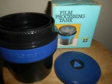 Darkroom Equipment.Photax Film Processing Tank Model 35