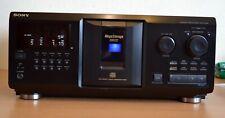 Sony CDP-CX355 300 DISCO CAMBIADOR CD PLAYER Juke Box Estéreo HiFi separados