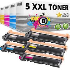 5x TONER für BROTHER DCP9010CN HL3040CN HL3070CN HL3070CW MFC9120CN MFC9320CW WV
