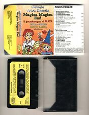 Mc MEMOLE DOLCE MEMOLE MAGICA MAGICA Bimbo Parade EMI 1986 musicassetta Tilly
