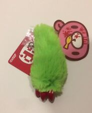 Gloomy Bear Green Plush Keychain Paw Arm New With Tags NWT!  RARE!