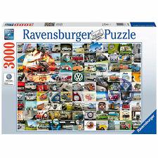 Ravensburger - 3000pc 99 VW Bulli Moments Jigsaw Puzzle