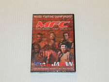 MFC 5 USA vs Japan DVD (2005) MMA / Mixed Fighting Championship RARE! NEW