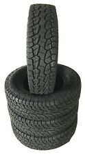 4 NEW Tires LT245/75R17 LRE HANKOOK DYNAPRO ATM 10PLY 245 75 17 AT-M OWL