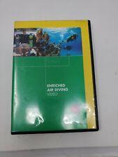 Padi Enriched Air Diving DVD