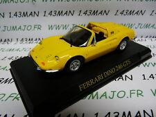 voiture 1/43 IXO altaya FERRARI  : DINO 246 GTS
