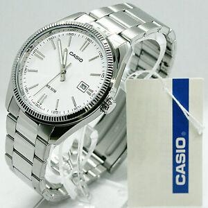 ✅ Casio MTP-1302PD-7A1VEF Armbanduhr Herren Retro Edelstahl  ✅