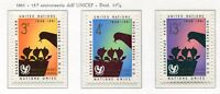 19043) UNITED NATIONS (New York) 1961 MNH** UNICEF