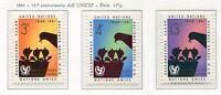 19043) UNITED NATIONS (New York) 1961 MNH** UNICEF