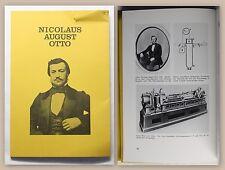 Reuß Nicolaus August Otto 1979 Biografie Werk Viertaktprinzip Ottomotor  xz