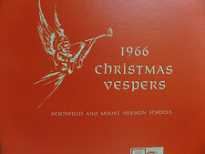 1966 CHRISTMAS VESPERS 33 RPM EX 110915 TLJ