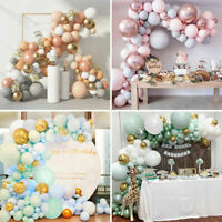 Macaron Balloon Arch Kit Garland Set Baby Shower Wedding Birthday Party Decor