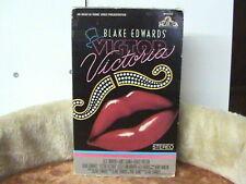 Blake Edward's Victor Victoria VHS