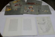 Bushman Paintings M. Helen Tongue 1909 Oxford and 54 Plates South Africa History