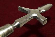 ancien marteau pour boîte de cigare - manche sabot solingen - outils anciens