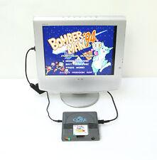 PC Engine TurboGrafx Core Grafx NEC Game Console RGB Gray PI-TG3