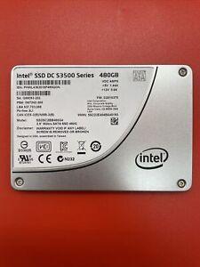 """Intel SSD DC S3500 480G SSDSC2BB480G4 2.5"""" 6Gb/s SATA 2.5"""""""