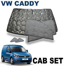 VW Caddy silver cab screens