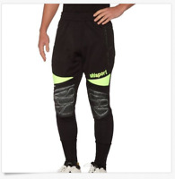 Uhlsport Neon AKZENT PRO SOCCER GOALKEEPER PANTS Free Shipping To Canada $85 XL