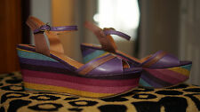 BC Footware Womens Wedges Size 8 1/2