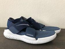 Nike Free RN Motion Flyknit 2018 Men Run Shoe Sz 10.5 Squadron Blue 942840 400