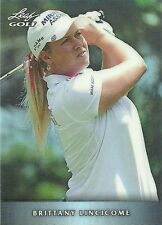 2011 LEAF METAL GOLF REFRACTOR BRITTANY LINCICOME 40/99 FREE SHIPPING