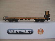 Ibertren - REF.55043-A - Plataforma con teleros y con garita MARIANO DE CORRAL