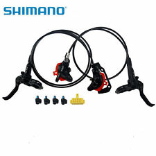 SHIMANO SLX BR-M7000 Hydraulic Brake Kit Set Disc Brake Front & Rear Kit Black