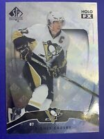2009-10 Upper Deck SP Authentic Holo FX #FX37 Sidney Crosby Pittsburgh Penguins