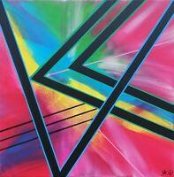 """""""Dimension"""" Œuvre originale de Audrey Granjeaud."""